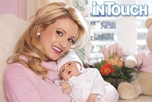 Holly Madison Baby