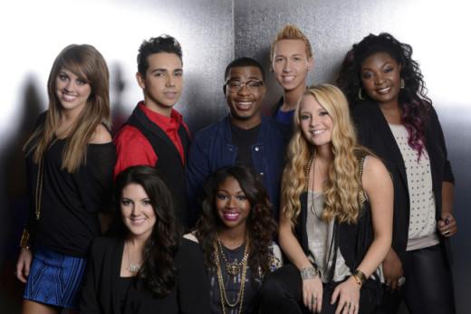 The American Idol 8