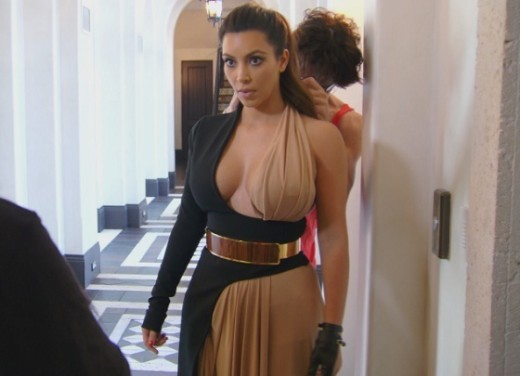 Kim's Boobs