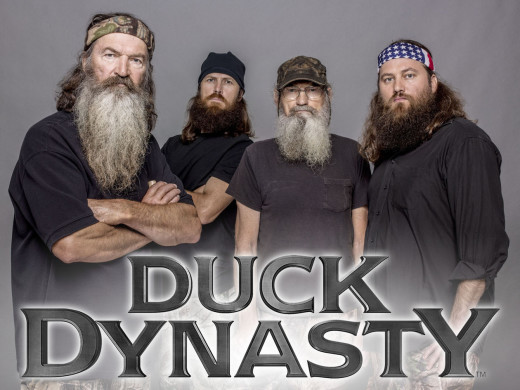 Duck Dynasty Promo Photo