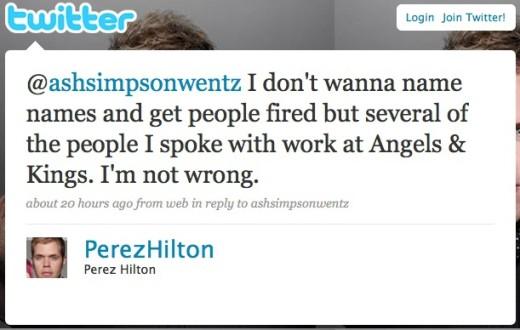 Perez Twit