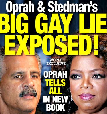 Oprah vs. Stedman
