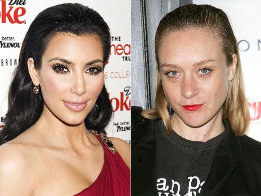 Kim vs. Chloe