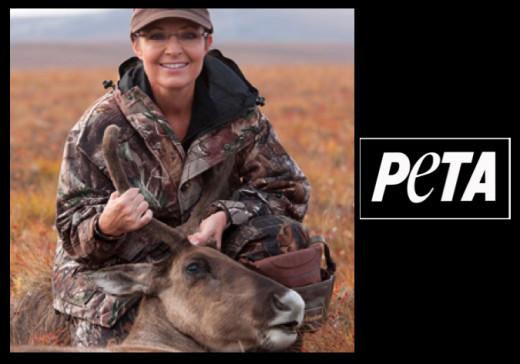PETA vs. Palin