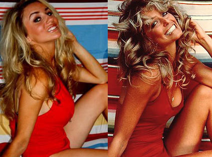 Courtney Stodden vs. Farrah