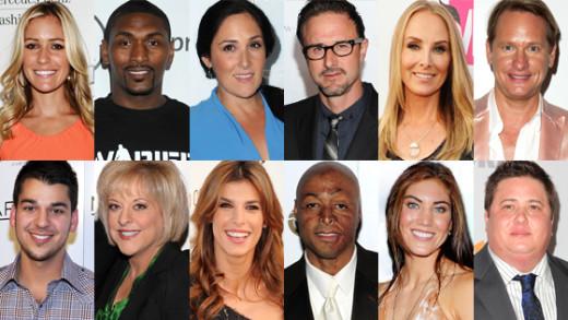 DWTS Season 13 Cast