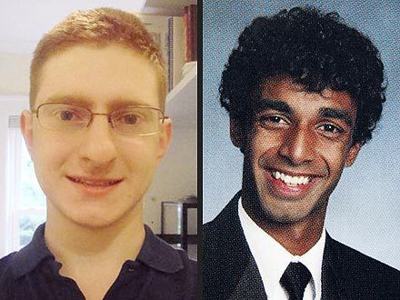 Tyler Clementi and Dharun Ravi