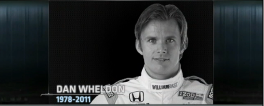 Dan Wheldon Picture