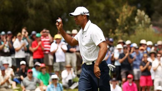 Tiger Woods Pic
