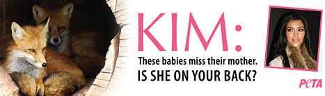 Kim Kardashian Billboard