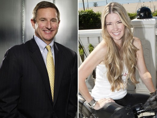 Mark Hurd, Jodie Fisher