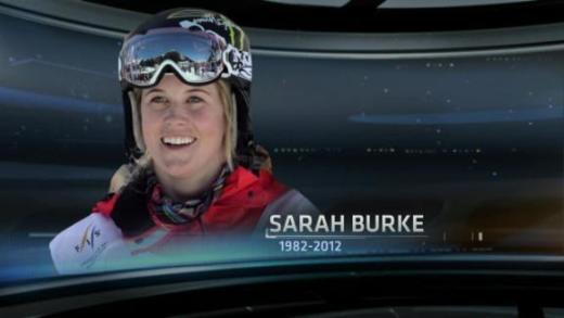Sarah Burke Pic