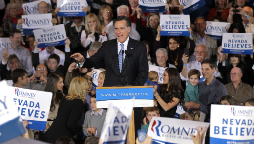 Mitt in NV