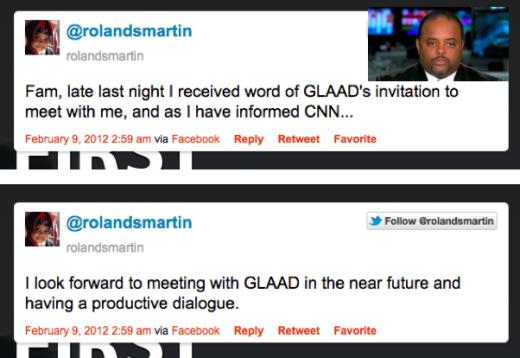 Martin Tweets