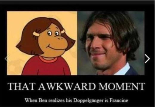 Ben F and Francine