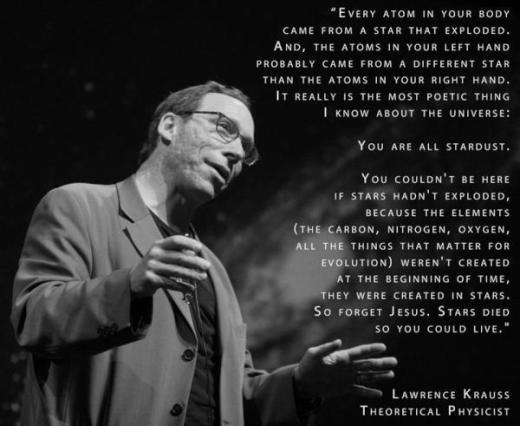 Lawrence Krauss Pic