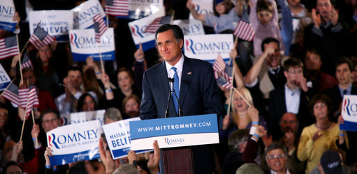 Romney Ohio Pic