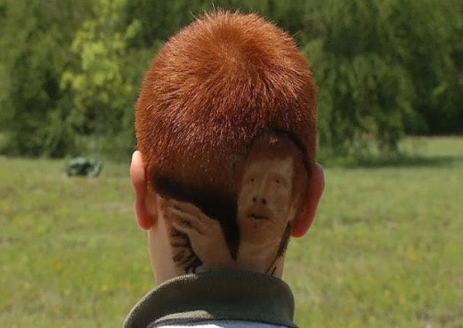 Matt Bonner Haircut