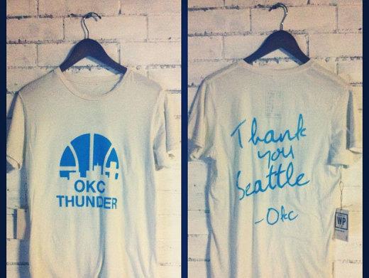 OKC shirts
