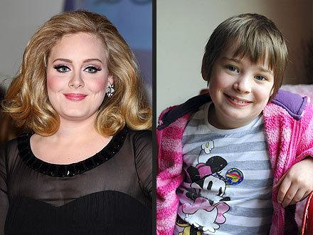 Adele, Neve