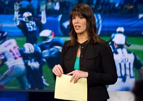 ESPN anchor