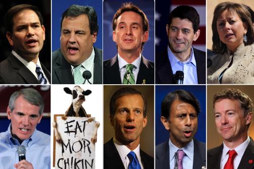 Romney VP Candidates