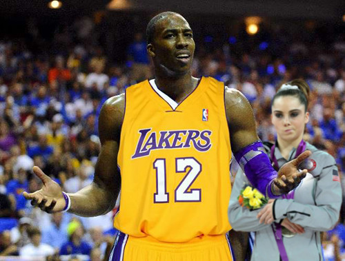 McKayla and Dwight