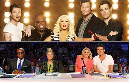 Voice vs. X Factor
