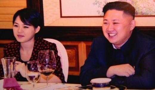 Kim, Wife