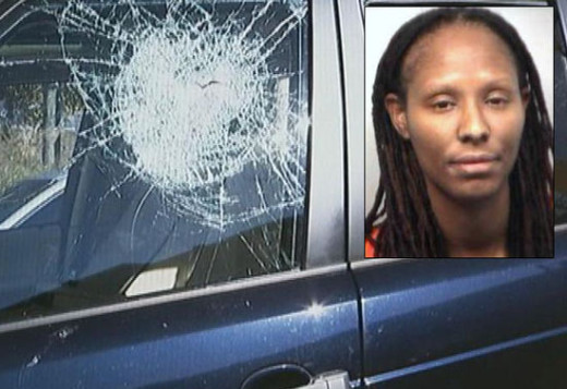 Chamique Holdsclaw Mug Shot