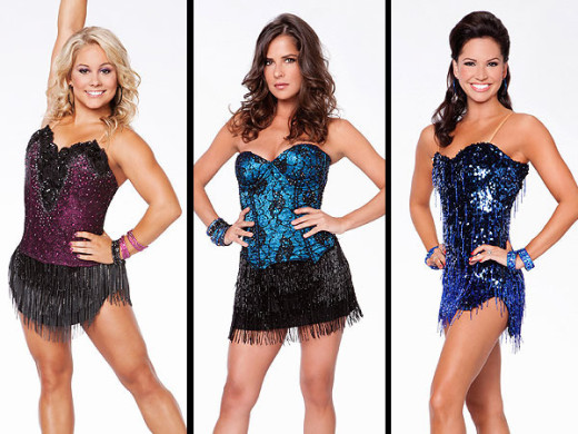 Dancing With the Stars Finalists!