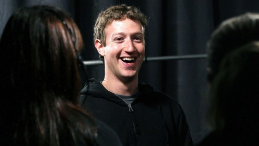 Zuckerberg Photo