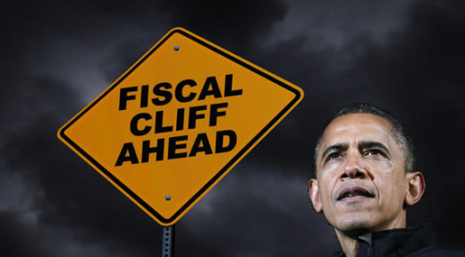 Fiscal Cliff Obama
