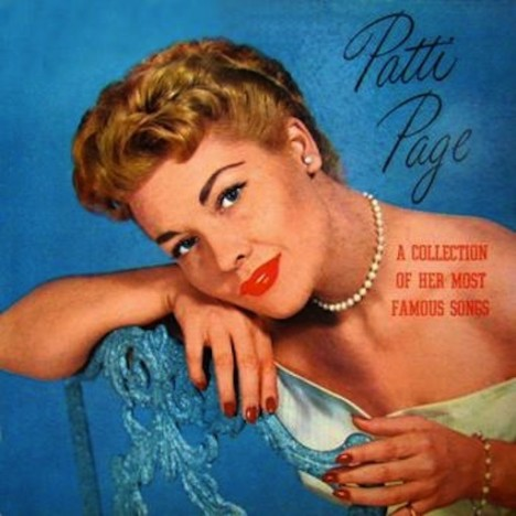 Patti Page Album