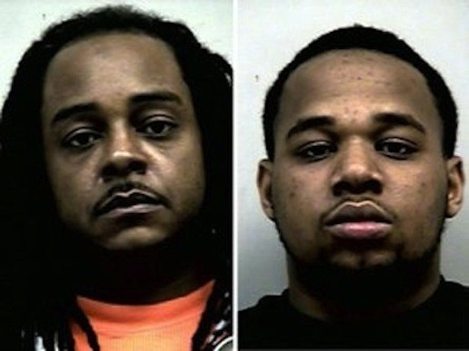 Dewayne Patterson and Renaldo Jackson Mug Shots