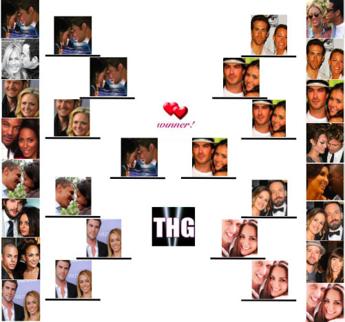 Bracket Couples F