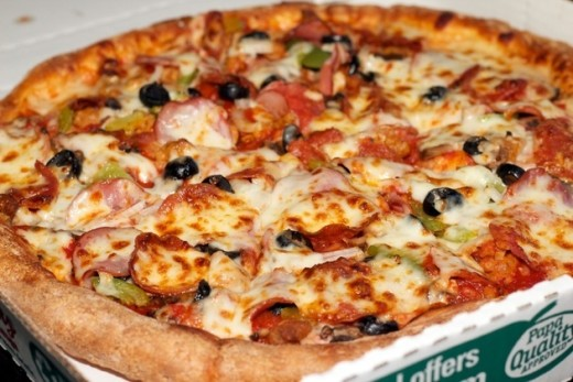 2 Million Dollar Pizza