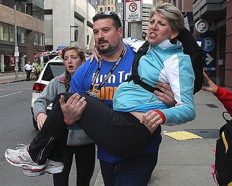 Joe Andruzzi Picture