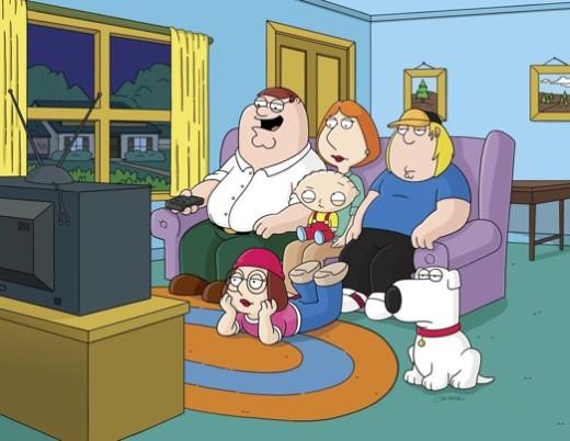 Family Guy Family