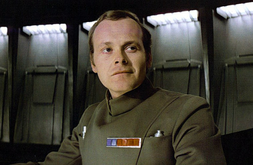 Richard LeParmentier in Star Wars