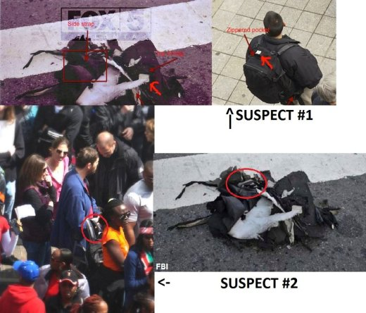 Boston Bombing Suspect Photo?