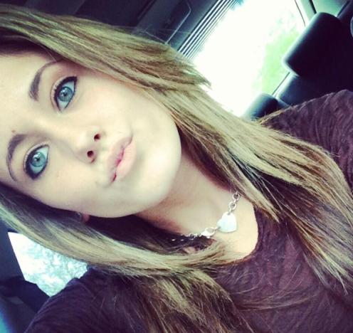 Jenelle Evans Twitter Self Portrait