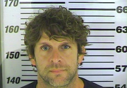 Billy Currington: Arrested For Elder Abuse, Making Terroristic Threats