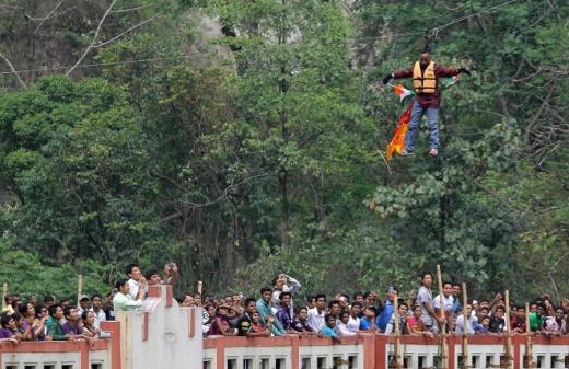 Ponytail Stunt