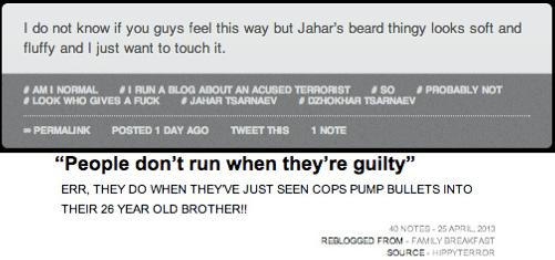 Dzhokhar Tsarnaev Tumblr Picture
