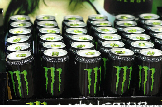 Monster Cans