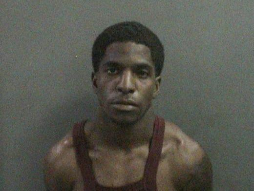 Titus Young Mug Shot