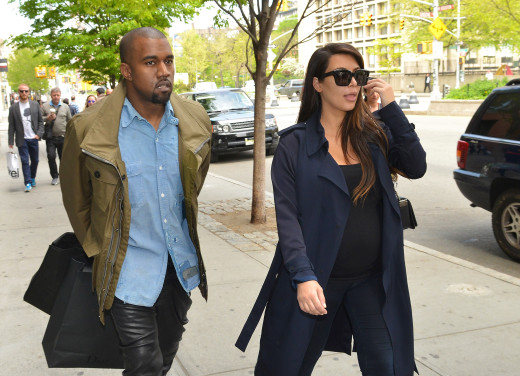 Kimye Sighting