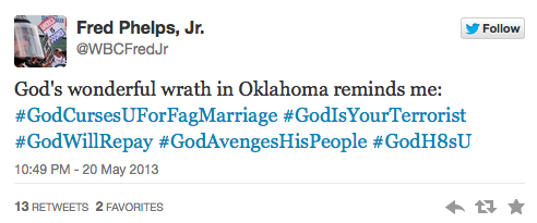 WBC Phelps Tweet 2