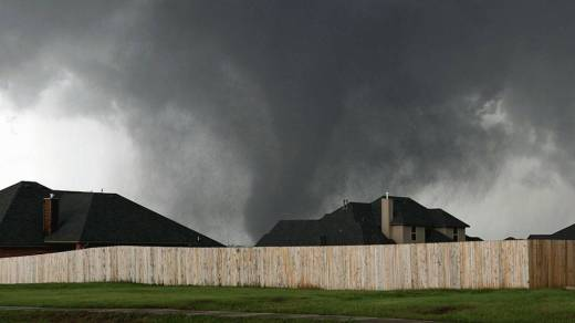 Oklahoma Tornado Photo